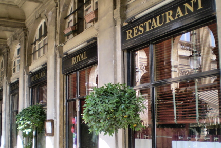 Le Restaurant Du Palais Royal Paris The Wandering Epicures