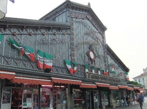 Il mercato di porta palazzo torino the wandering epicures - Mercato coperto porta palazzo orari ...