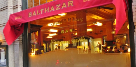 Balthazar nyc the wandering epicures for Balthazar reservations